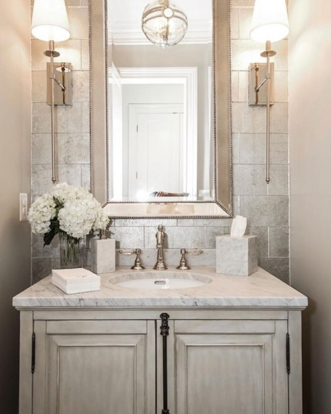 Find The Best Creative Guest Bathroom Ideas on a budget